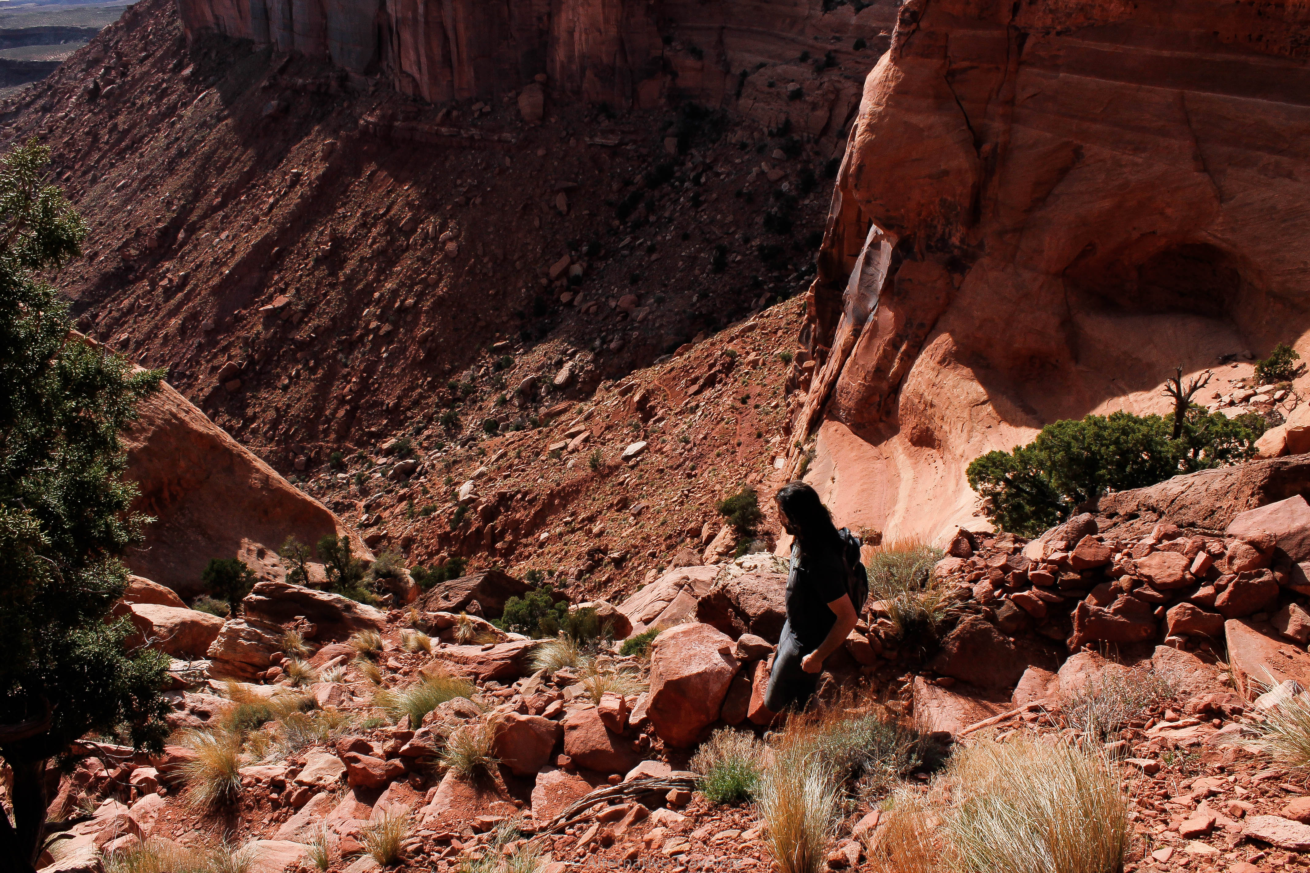 Murphy's Loop - one of the best hikes in Canyonlands National Park