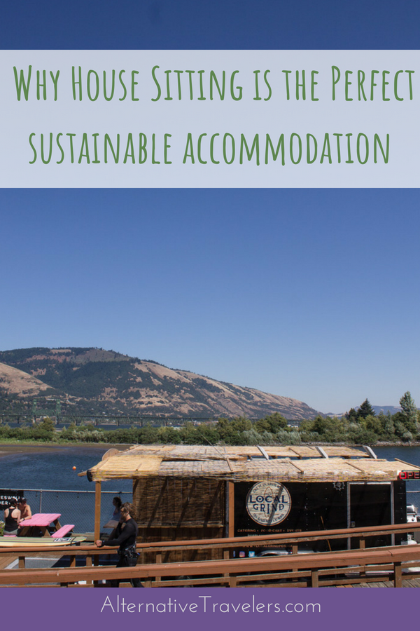 Sustainable accommodation can be hard to find if you're a budget traveler. Most eco-resorts or green hotels are pricey. What's a budget minded sustainable traveler to do? Enter house sitting! Read more about why house sitting is the perfect option for sustainable accommodation on a budget. #BudgetTravel #SustainableTravel #SustainableAccommodation #ResponsibleTravel