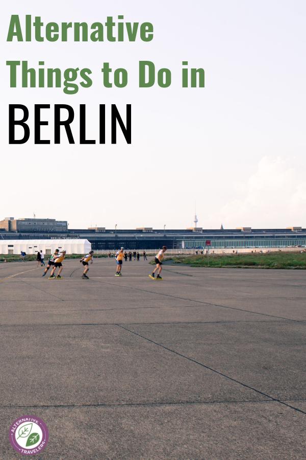 Read for Alternative Things to Do in Berlin including Street Art in Berlin, squats in Berlin, Things to Do in Winter in Berlin, Berlin Tips,  Free Things to Do in Berlin and more! #Berlin #Germany