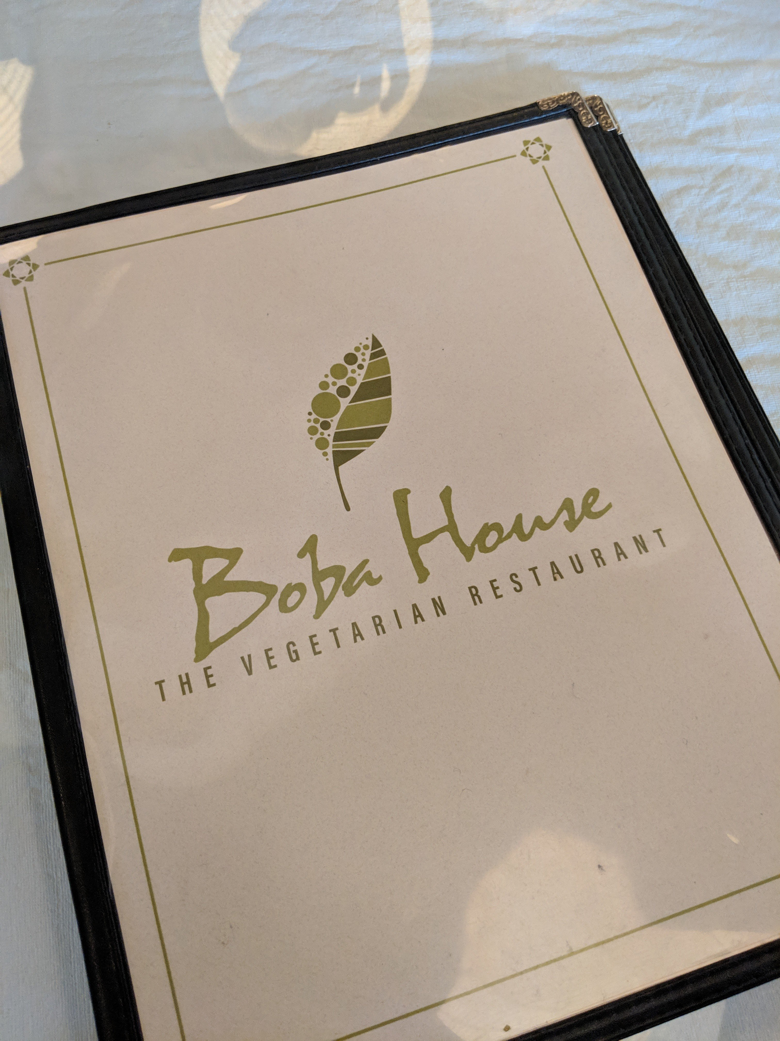 Boba House Vegetarian Restaurant in Greensoboro, NC