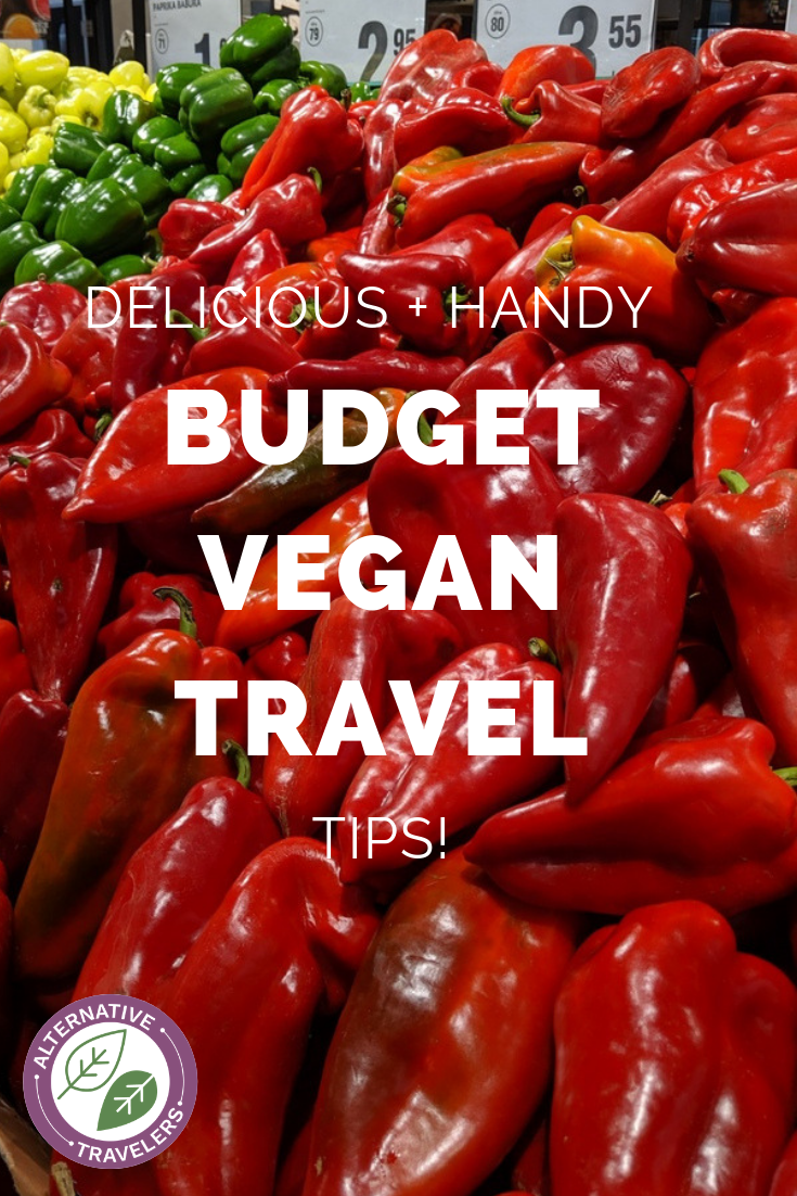 11 Budget Vegan Travel Tips for eating in and eating out around the world! #vegantravel #budgettravel