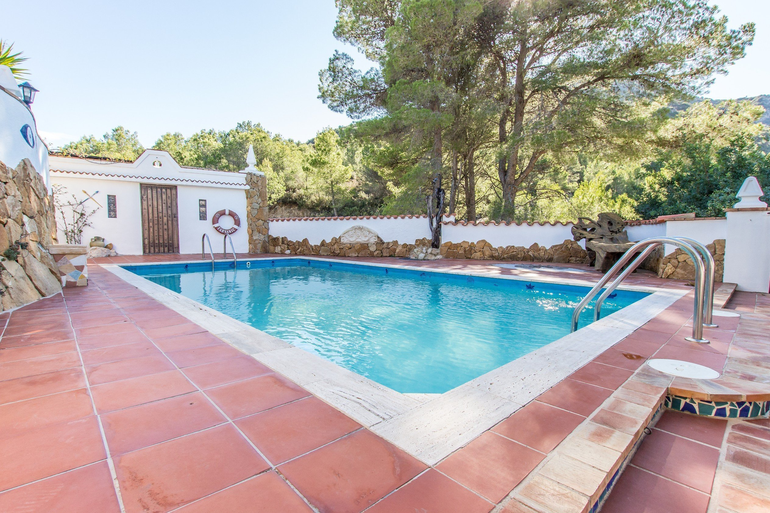 Pool at Casa Tarsan