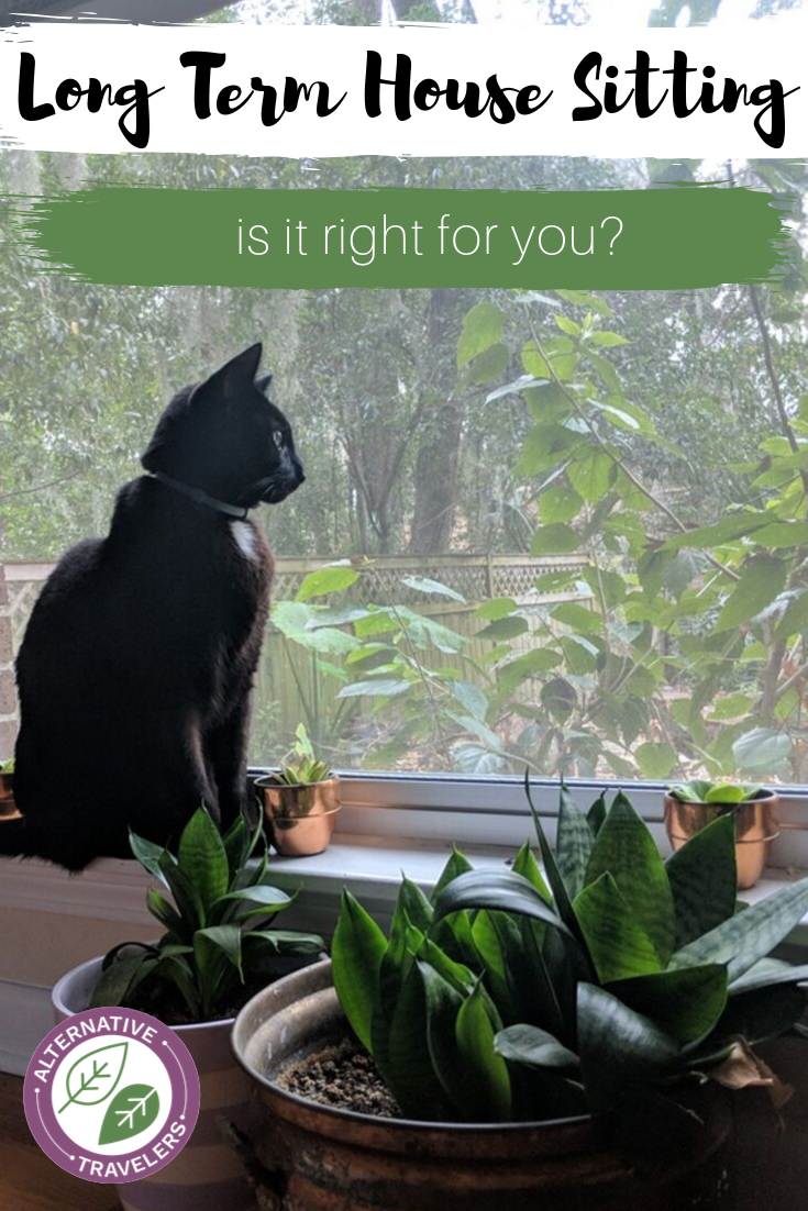 Learn about the pros and cons of long term house sitting to decide whether house sitting is right for you! Discover long term house sitting tips and tricks from experienced house sitters who have saved $50,000+ via pet sitting
