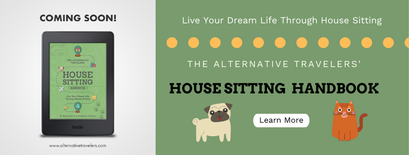 Coming Soon: The House Sitting Handbook