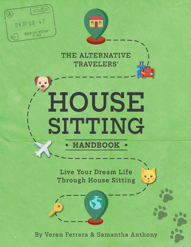 The House Sitting Handbook Cover