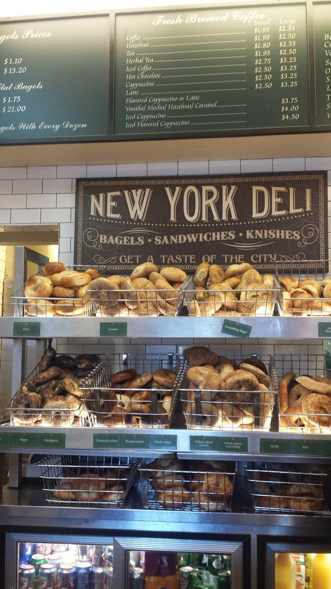 Tal Bagels interior