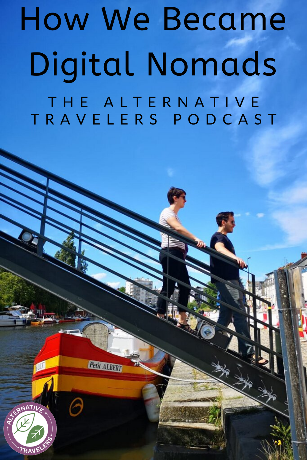 Digital nomad stories: how we became digital nomads, how we started house sitting, travel inspiration, and much more! Listen to the first episode of the Alternative Travelers podcast to learn more!