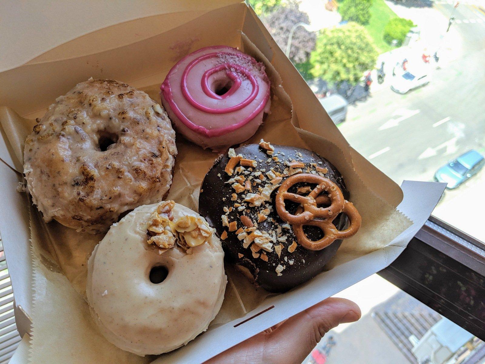 Bite Me donut box