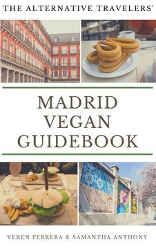 The Madrid Vegan Guidebook