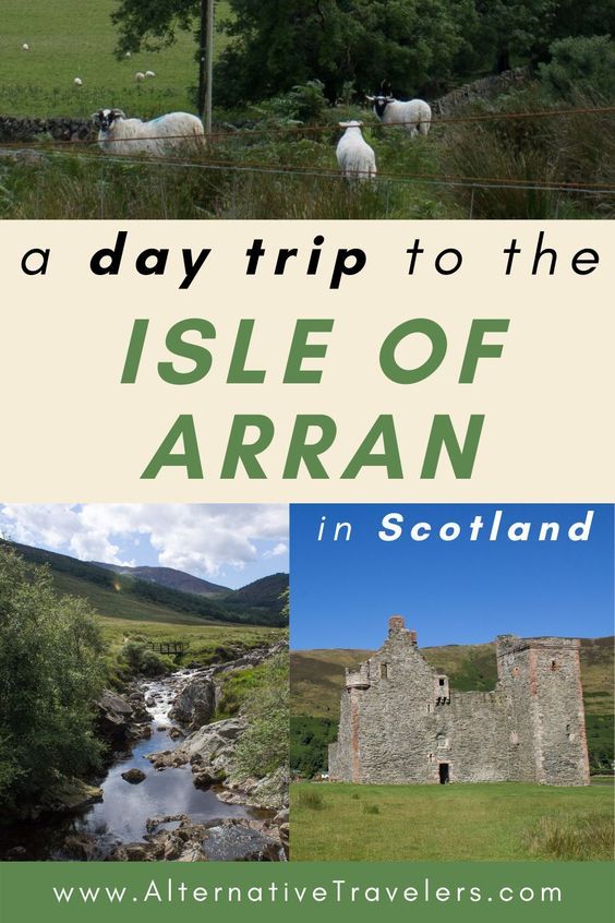 A day trip to the Isle of Arran